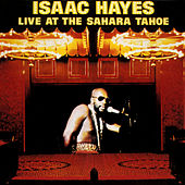 Live At The Sahara Tahoe di Isaac Hayes