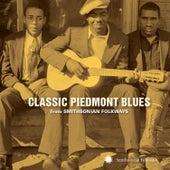 Classic Piedmont Blues from Smithsonian Folkways de Various Artists
