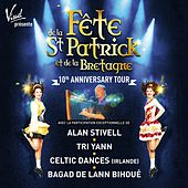 Fête de la St. Patrick et de la Bretagne (Live) [10th Anniversary Tour] by Various Artists