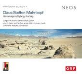 Mahnkopf: Hommage à György Kurtág & Kurtág-Duo de Various Artists