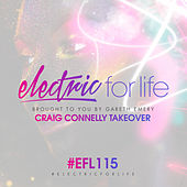 Electric For Life Episode 115 de Various Artists