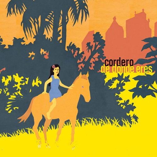 De Donde Eres by Cordero