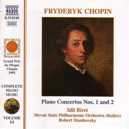 Piano Music Vol. 14 by Frederic Chopin
