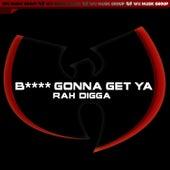 Bitch Gonna Get Ya' - Single (Clean Version) by Rah Digga