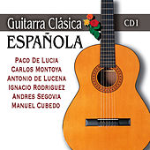Spanish Classical Guitar, Vol. 1 by Various Artists