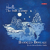 Vivaldi: The Folk Seasons de Various Artists