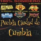 Puebla Ciudad de Cumbia de Various Artists
