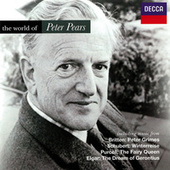 The World of Peter Pears von Various Artists