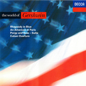The World of Gershwin de Various Artists