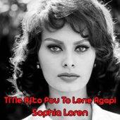 Ti 'Ne Afto Pou To Lene Agapi (S' Agapo) von Sophia Loren