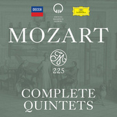 Mozart 225 - Complete Quintets by Various Artists