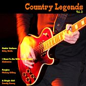 Country Legends, Vol. 2 von Various Artists