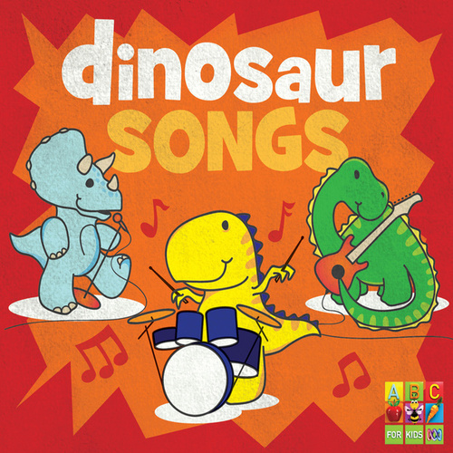 Dinosaur Songs by Juice Music