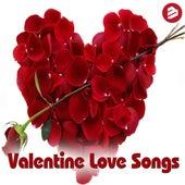 Valentine Love Songs 2017 de Various Artists