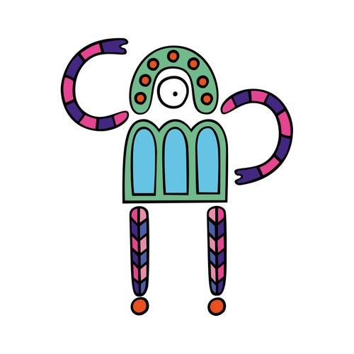 Le Robot EP by Masomenos