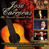 My Favorite Spanish Songs von José Carreas