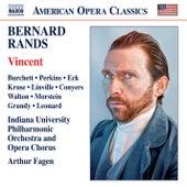 Bernard Rands: Vincent by Various Artists