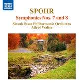 Spohr: Symphonies Nos. 7 & 8 von Slovak Philharmonic Orchestra