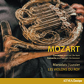 Mozart: Horn Concertos & Bassoon Concerto by Various Artists
