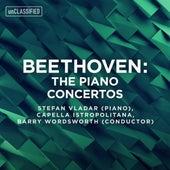 Beethoven: The Piano Concertos von Stefan Vladar