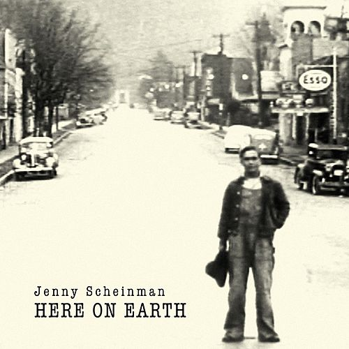 Here on Earth by Jenny Scheinman