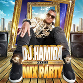 DJ Hamida Mix Party 2016 (Radio Edit) von Various Artists