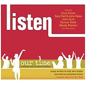 Listen (A Benefit Album For 'Our Time') von Various Artists