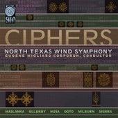 Ciphers von North Texas Wind Symphony