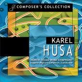 Composer's Collection: Karel Husa von North Texas Wind Symphony