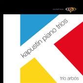 Kapustin: Piano Trios de Trío Arbós