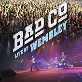 Live At Wembley by Bad Company