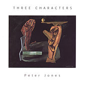 Three Characters von Peter Jones