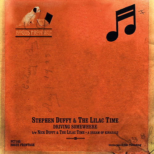 Driving Somewhere by Stephen Duffy