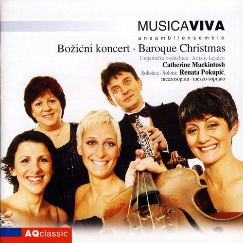 Bozicni koncert - Baroque Christmas by Musica Viva