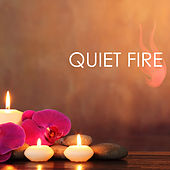 Quiet Fire - Crackling Fireplace for Home Spa Experience, Zen Music Garden Moods de Quiet Moments