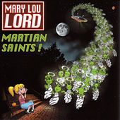 Martian Saints [EP] by Mary Lou Lord