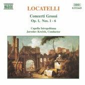 Concerti Grossi Op. 1, Nos. 1-6 by Pietro Antonio Locatelli