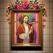 Paint by Number Jesus by Bart Budwig