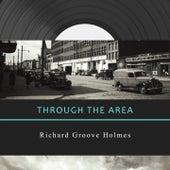 Through The Area de Richard Groove Holmes
