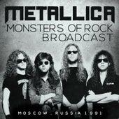 Monsters of Rock Broadcast (Live) de Metallica