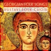Georgian Folk Songs von Rustavi Folk Choir