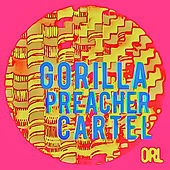 Gorilla Preacher Cartel de Omar Rodriguez-Lopez
