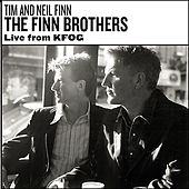 Live From KFOG by Finn Brothers