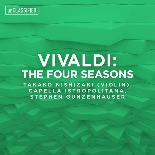 Vivaldi: The Four Seasons by Takako Nishizaki