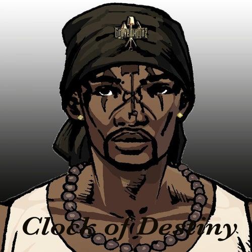 Clock of Destiny (feat. Gatekeeper) by Gravediggaz