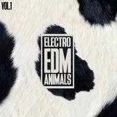 EDM Electro Animals, Vol. 1 von Various Artists