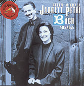 Bach Sonatas by Johann Sebastian Bach