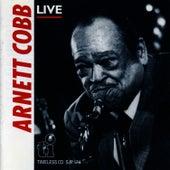 Live by Arnett Cobb