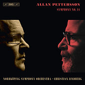 Pettersson: Symphony No. 14 by Norrköping Symphony Orchestra
