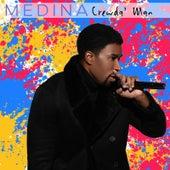 Crewda' man by Medina